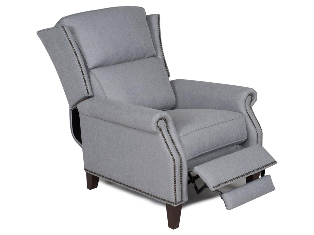 Sarah Randolph Designs 1524Push Thru Arm Recliner