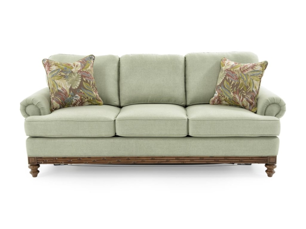 Synergy Home Furnishings 1526Queen Sleeper Sofa