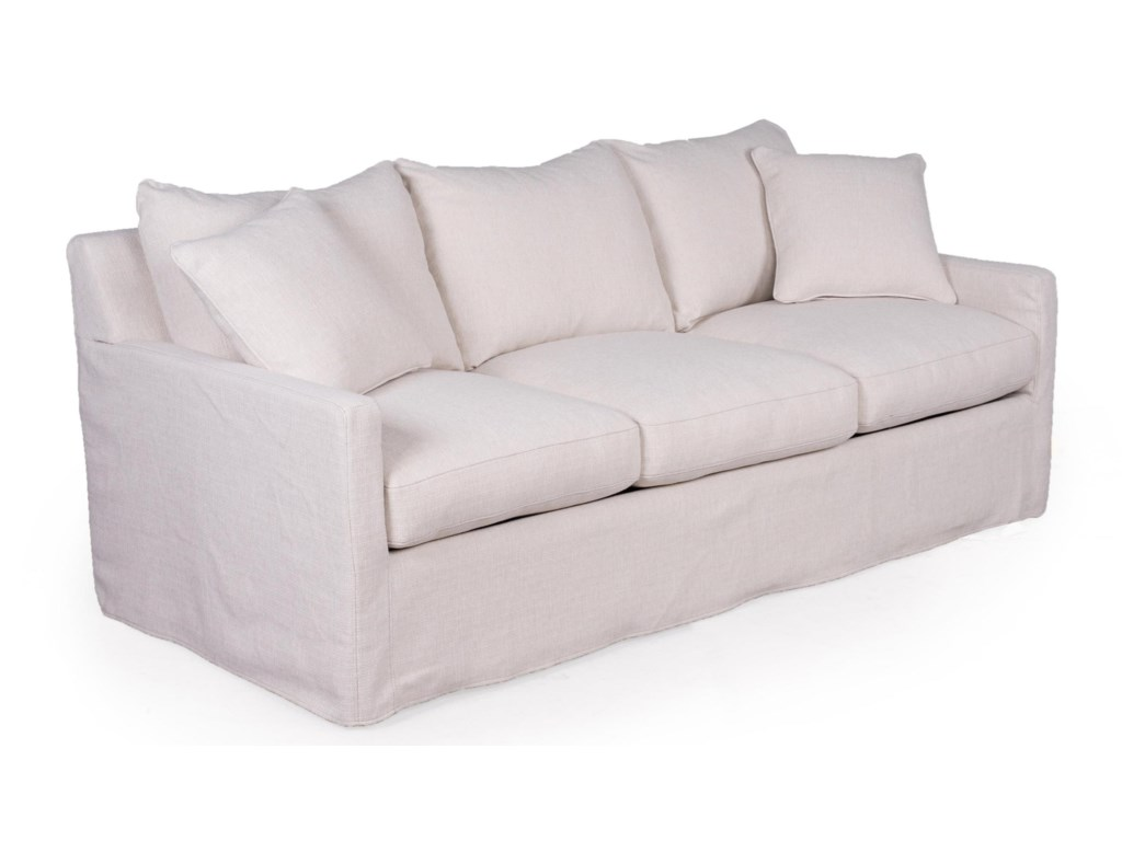 Sarah Randolph Designs 1538Slipcover Sleeper Sofa