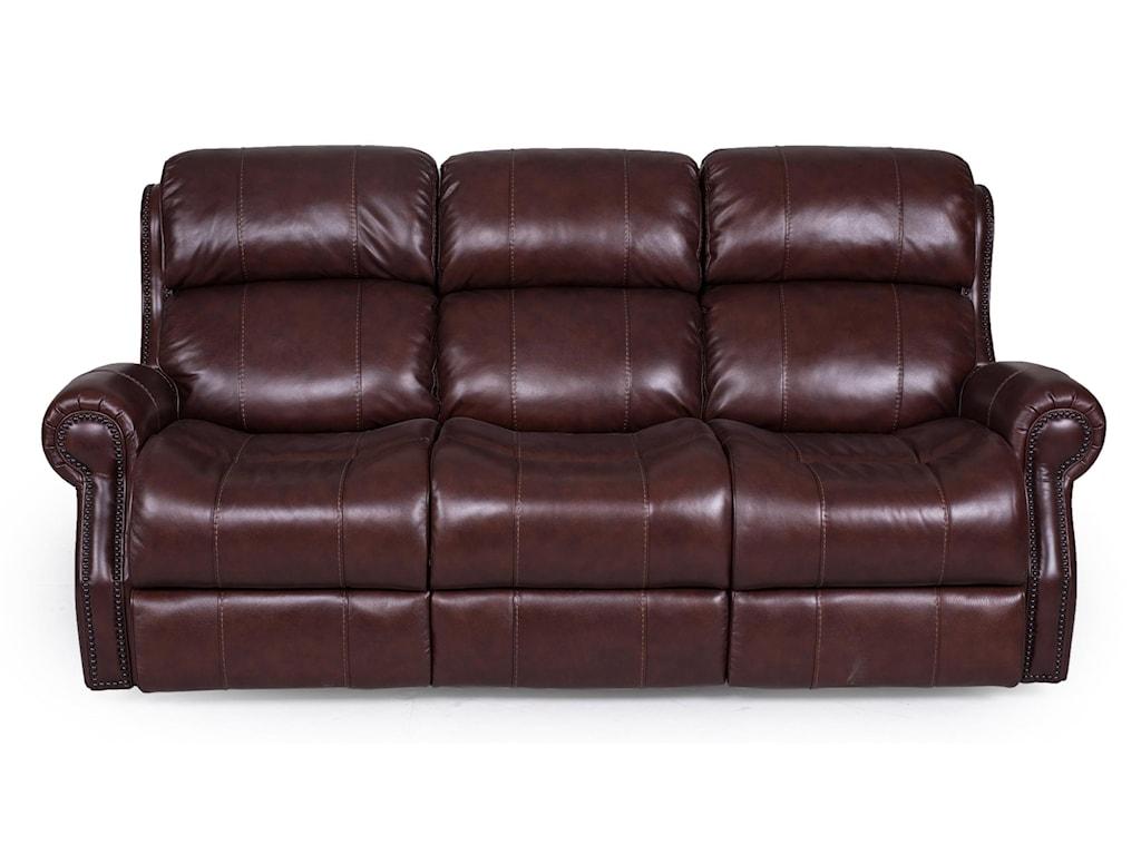 Sarah Randolph Designs 1628Power Headrests Reclining Sofa