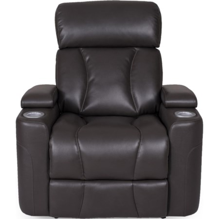 Wall Proximity Recliner with Power Headrest