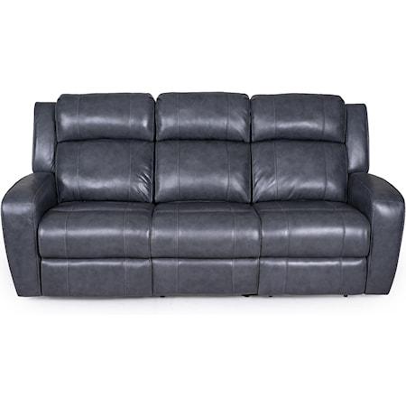 Sofa - Recliner w/ Power Headrest