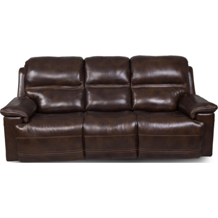Reclining Sofa Power Headrest Lumbar DDT
