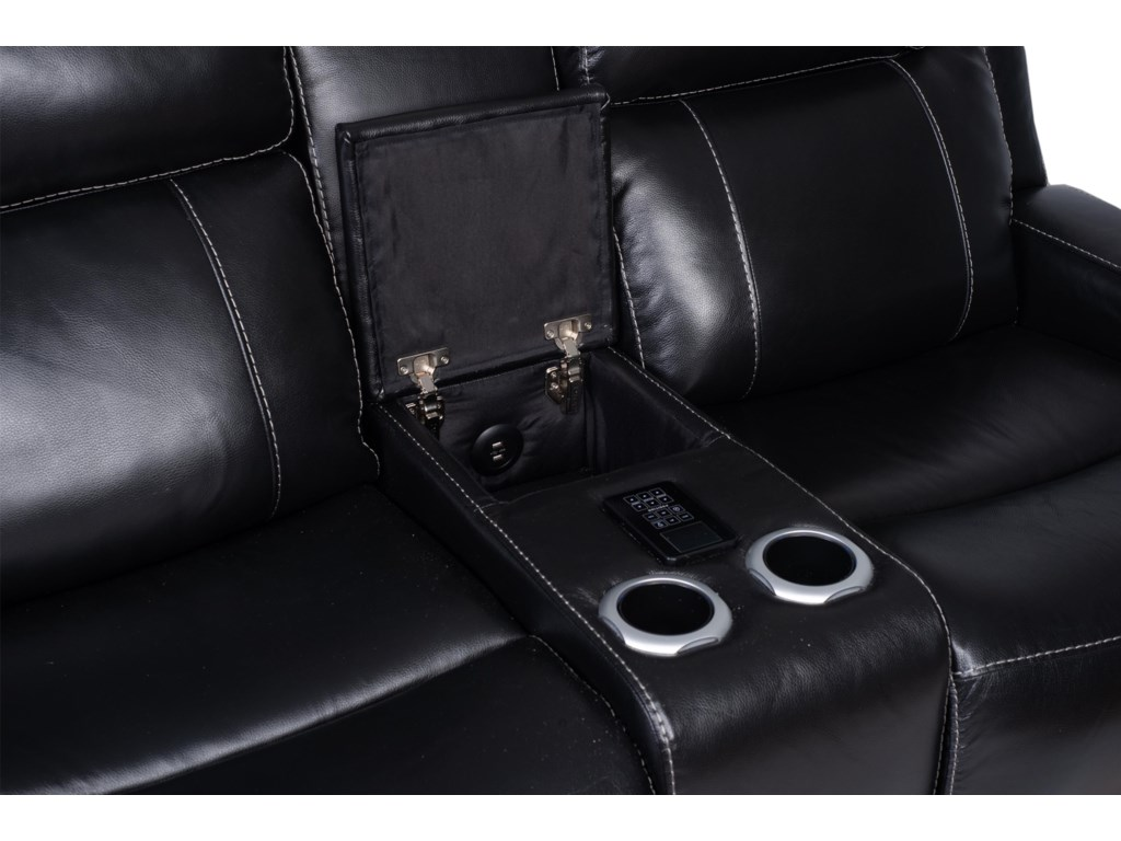 Synergy Home Furnishings 1815Power Reclining Loveseat