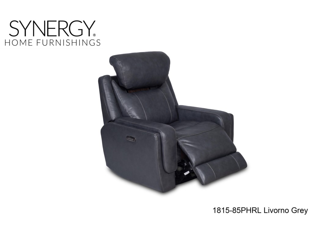 Synergy Home Furnishings 1815Power Recliner