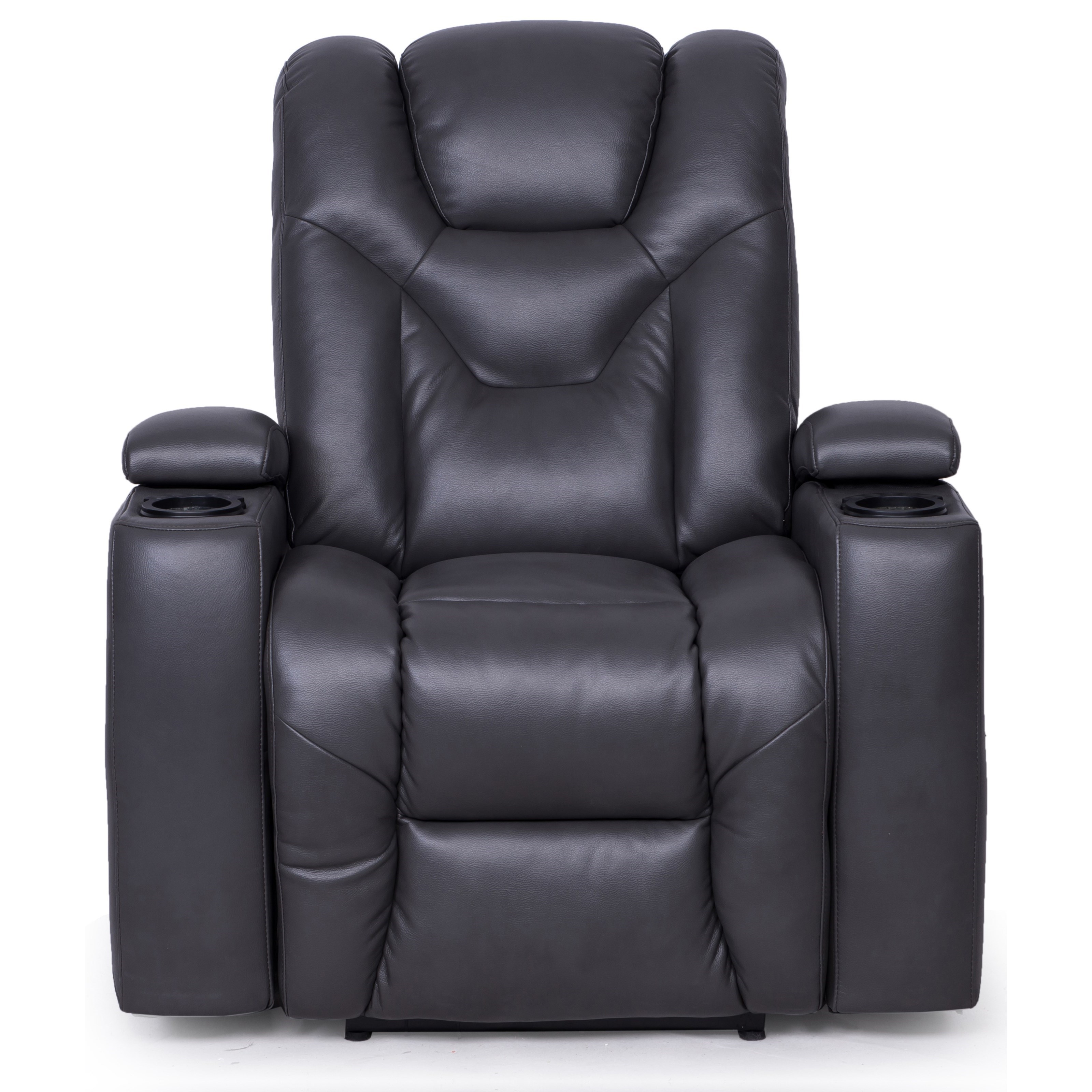 Synergy Home Furnishings 377 Power Recliner with Hidden Storage Compartments - Zaku0027s Fine Furniture - Three Way Recliners  sc 1 st  Zaku0027s Fine Furniture & Synergy Home Furnishings 377 Power Recliner with Hidden Storage ... islam-shia.org
