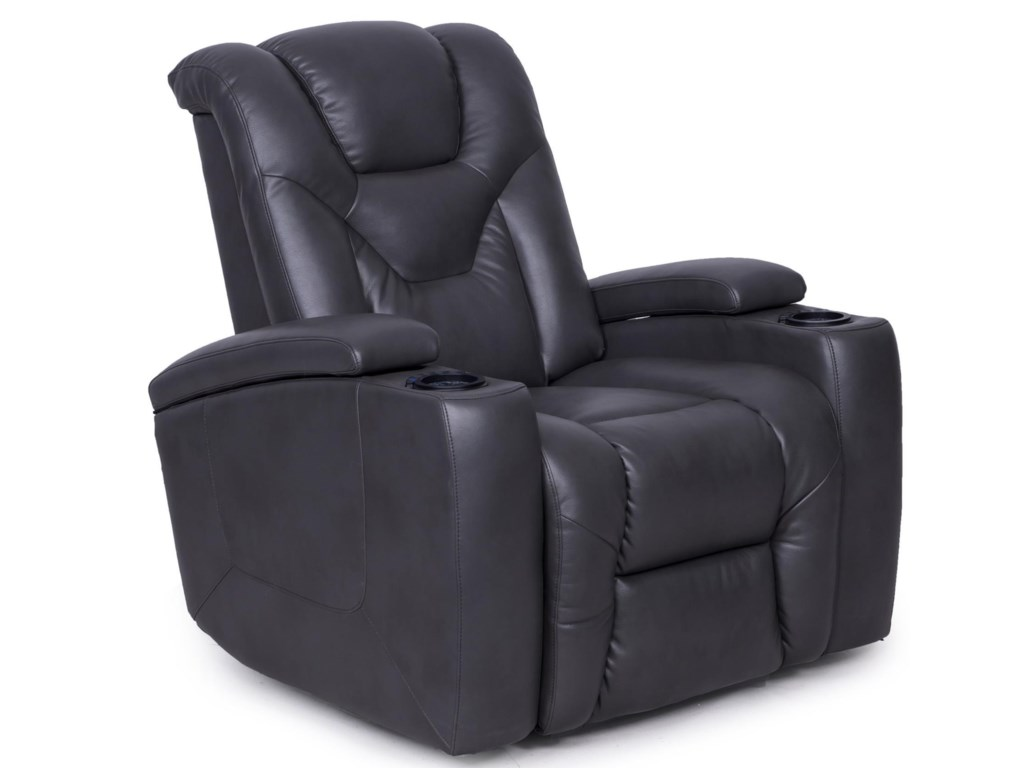 Synergy Home Furnishings 377Power Recliner