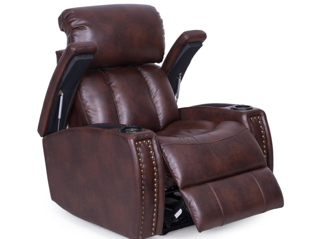 Synergy Home Furnishings 399Power Recliner