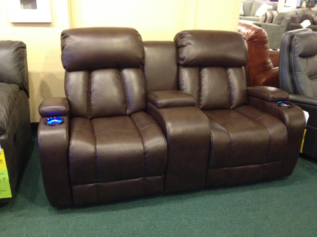Synergy Home Furnishings 417Reclining Loveseat
