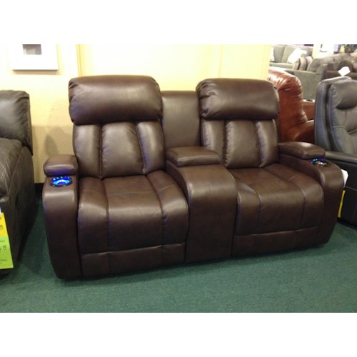 Synergy Home Furnishings 417 Power Reclining Loveseat