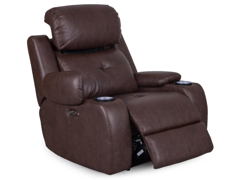 Synergy Home Furnishings 446Recliner