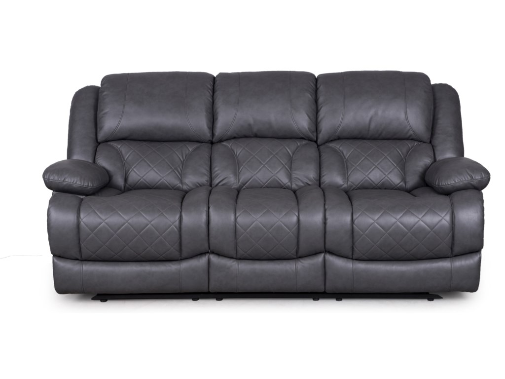 Synergy Home Furnishings 461Reclining Sofa