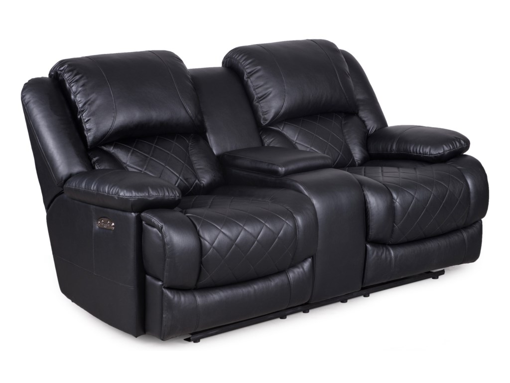 Synergy Home Furnishings 461Reclining Loveseat