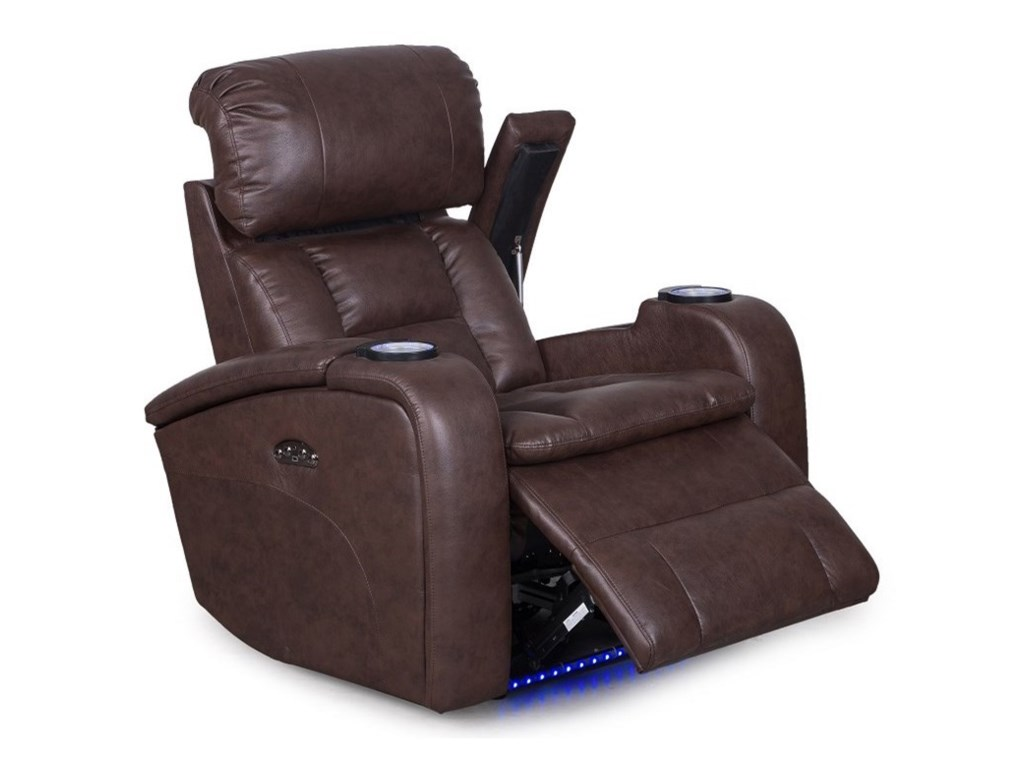 Synergy Home Furnishings 467Power Recliner
