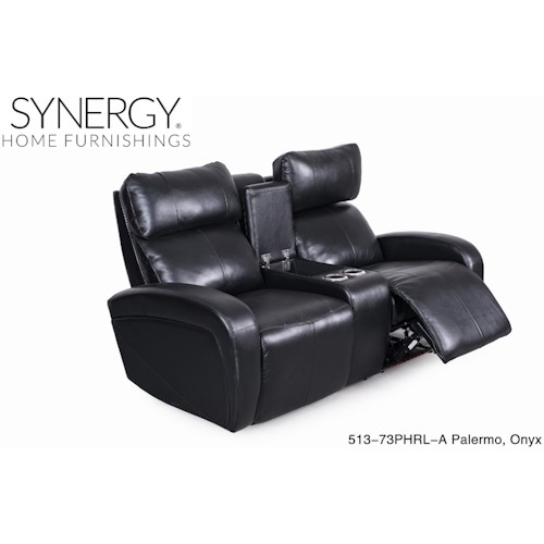 Synergy Home Furnishings 513 Reclining Loveseat