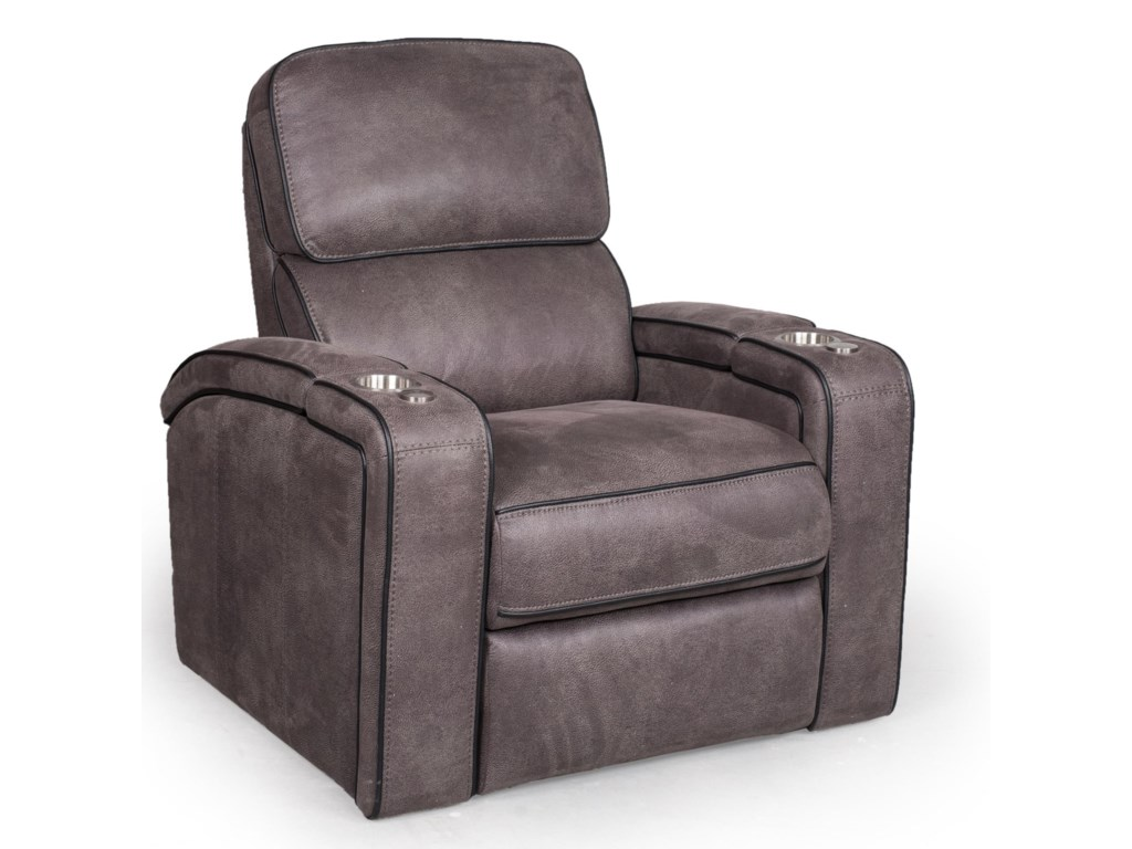 Synergy Home Furnishings 541Power Headrest Recliner