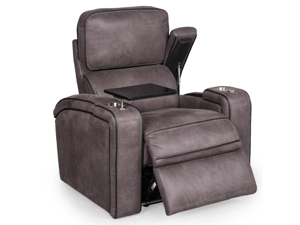Builtwell 22002Power Headrest Recliner