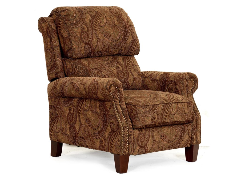 Synergy Home Furnishings 689 High Leg Recliner