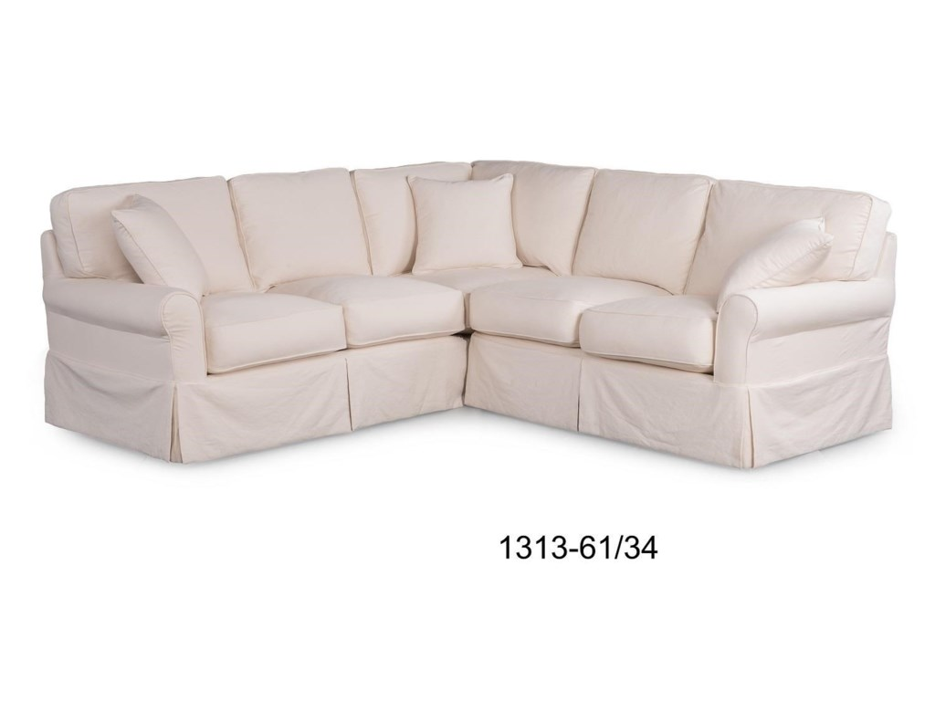 Home Expressions Chloe2 Piece Sectional