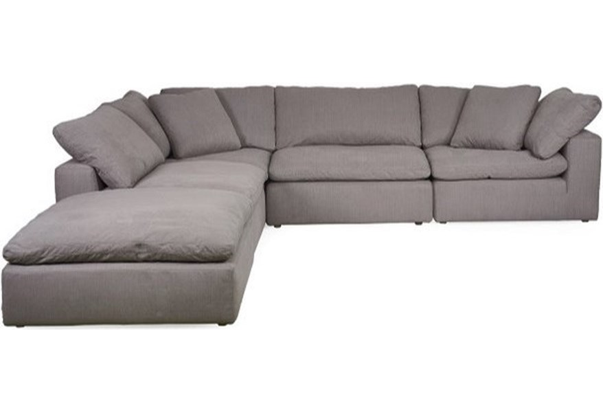 Home Furnishings Cloud Sectional