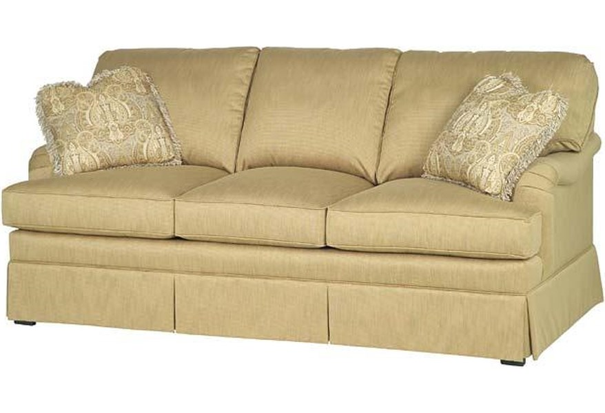 Corners Customizable Upholstered Sofa