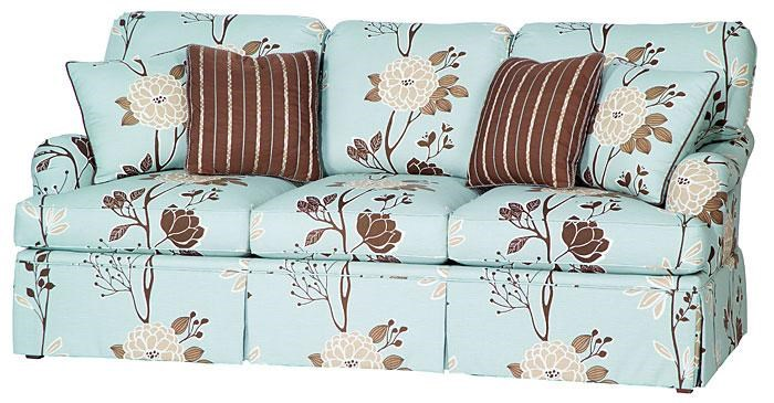 Taylor King Cozy CreationsCustomizable Sofa ...