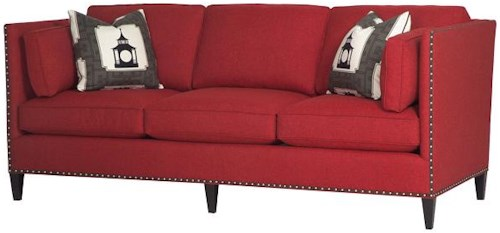 Taylor King Kings Road Beekman Stationary Sofa