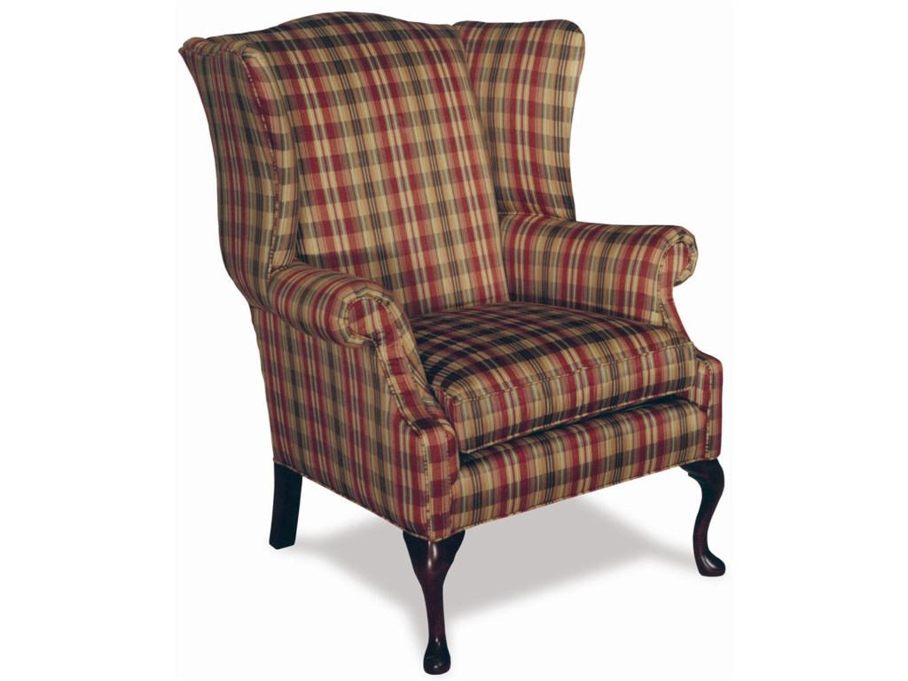 Temple Furniture Accent ChairsWing Chair