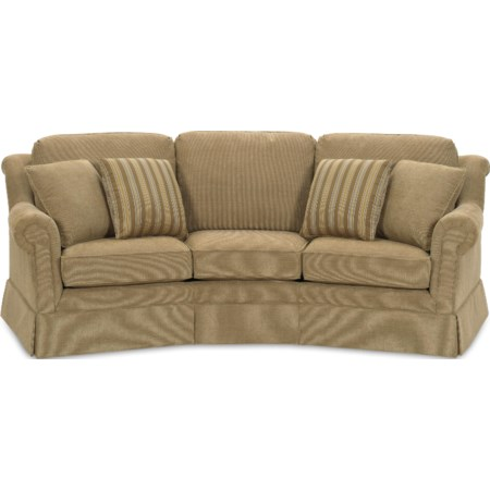 Traditional Conversation Sofa