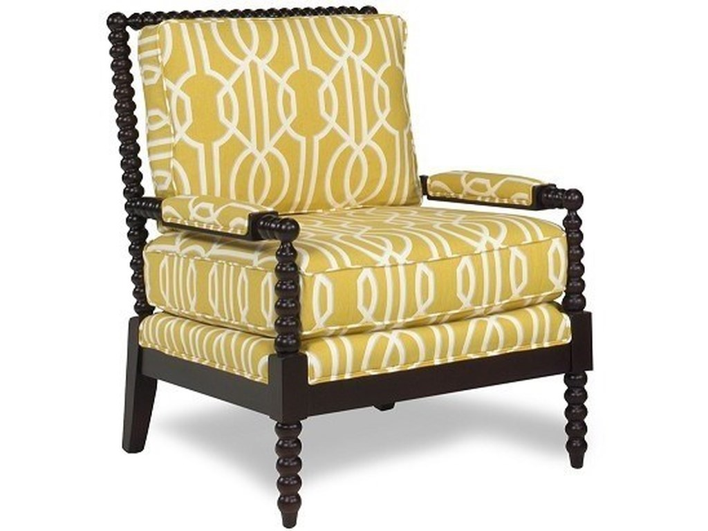 Temple Furniture Sahara 130 Transitional Upholstered Chair With