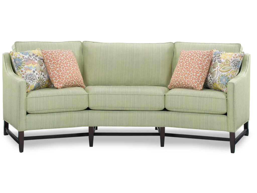 Temple Furniture Syconversation Sofa