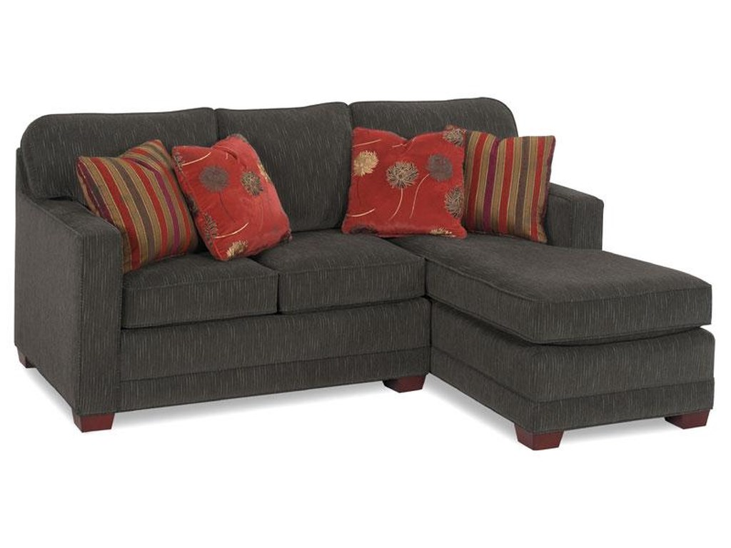 Temple Furniture Tailor MadeSofa with Chaise