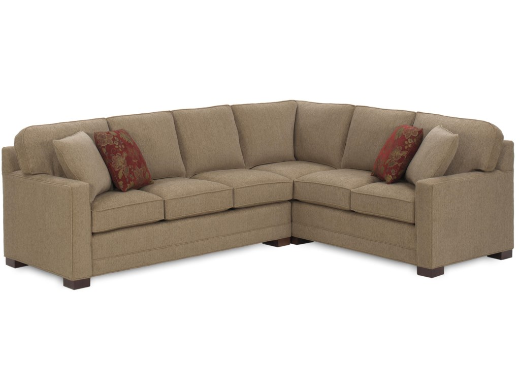 Temple Furniture Tailor Madecasual Sectional Sofa