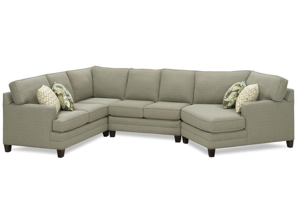 Tailor Made Sectional with Cuddle