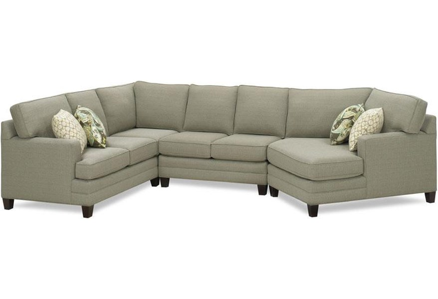 Tailor Made Casual Sectional Sofa