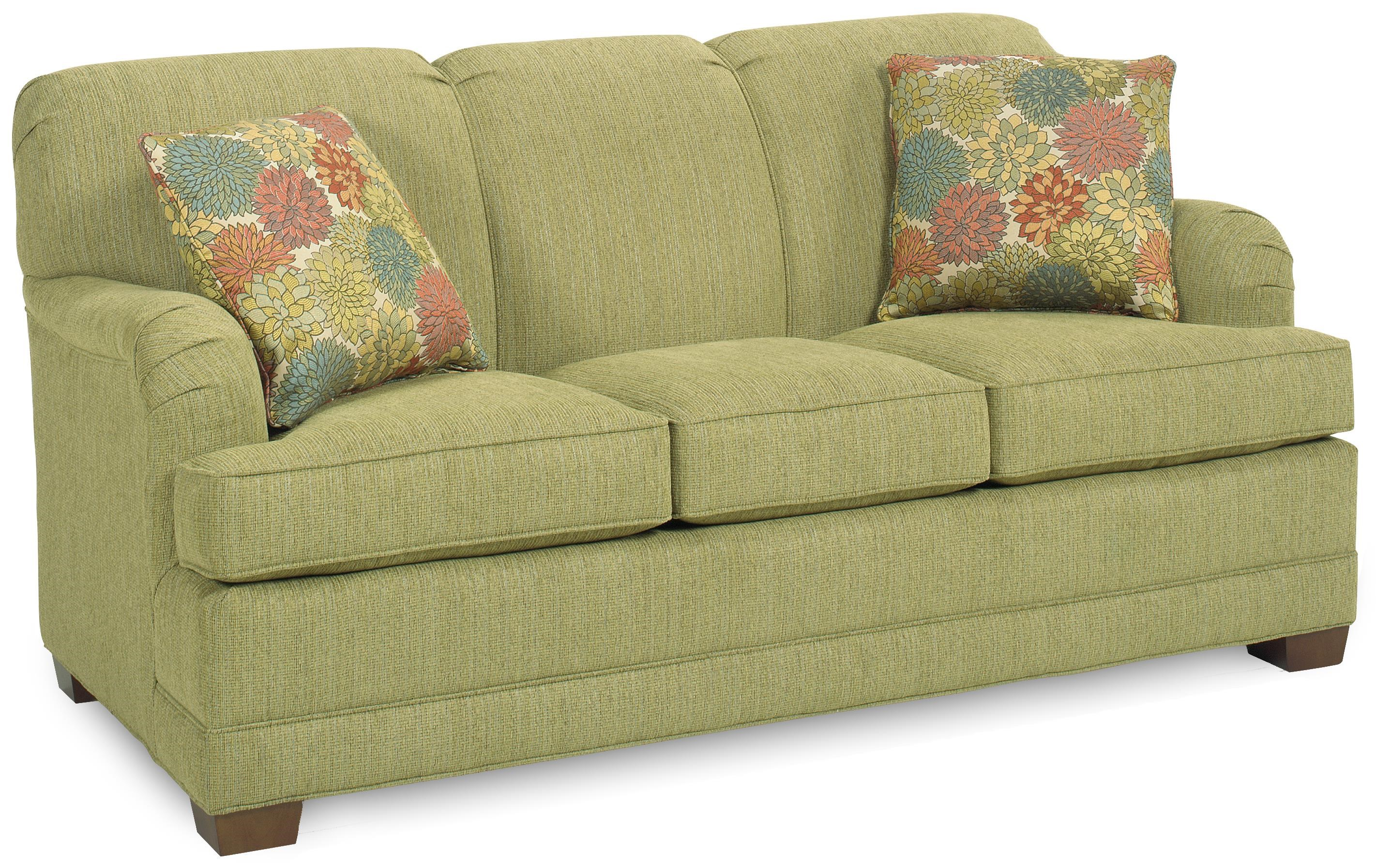 Temple Furniture Tailor MadeTraditional Stationary Sofa