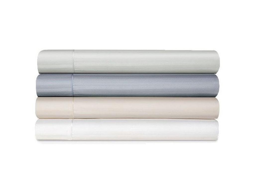 Tempur-Pedic® Dimension IV Sheets WhiteQueen White Egypt Cotton Sheet Set