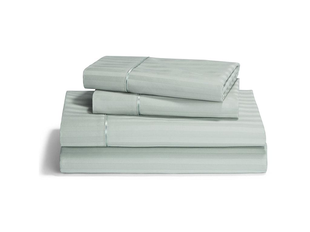 Tempur-Pedic® Egyptian Cotton Sheet SetsTwin Pale Green Egyptian Cotton Sheet Set