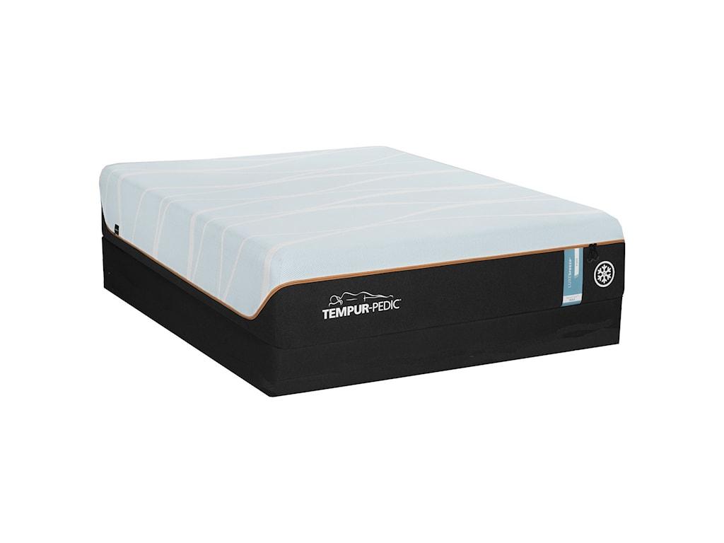 Tempur-Pedic® TEMPUR-LUXEbreeze°™ FirmSplit CK TEMPUR-LUXEbreeze°™ Firm Set