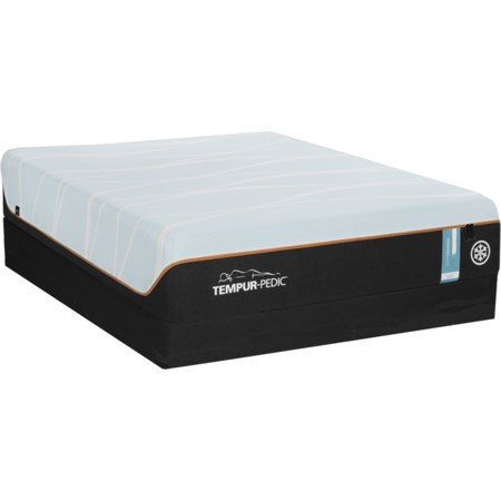 King TEMPUR-LUXEbreeze°™ Soft Mattress Set