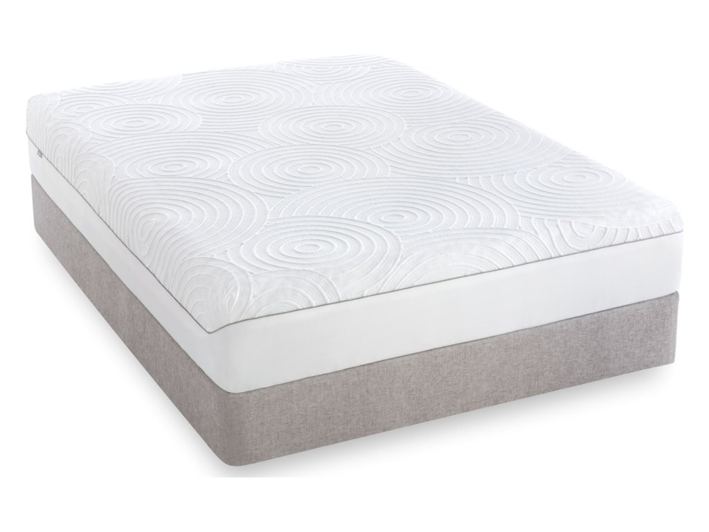 Mattress Protector Shown On Mattress - Mattress NOT Included