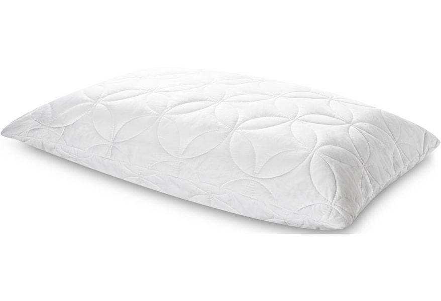 Cuscino Tempur Comfort Cloud.Tempur Pedic Tempur Pillows 15440221 Queen Tempur Cloud Soft Conforming Pillow Dunk Bright Furniture Pillows