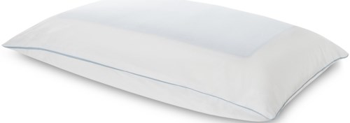 Tempur-Pedic® Tempur Pillows Queen Tempur-Cloud Breeze Dual Cooling Pillow