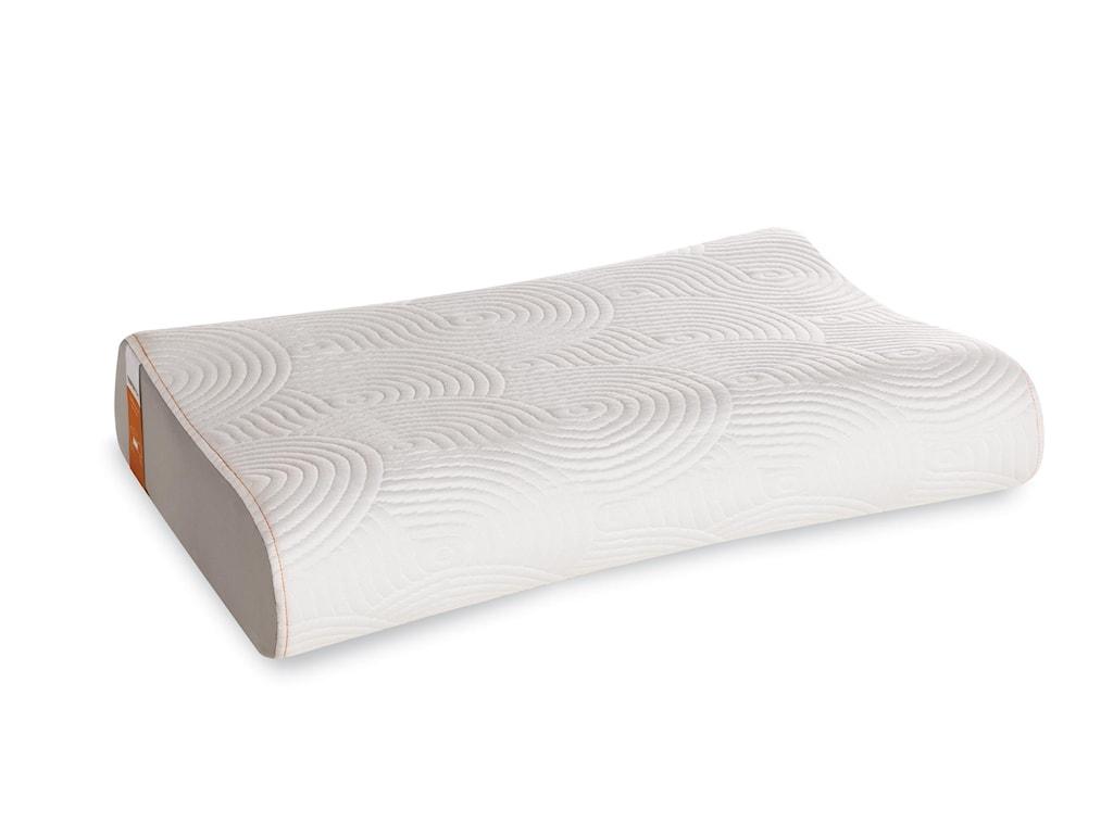 pedic tempur pillows tempurpedic mattress serenity awesome pillow by topper of