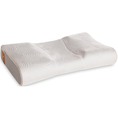 Tempur-Pedic® Tempur Pillows TEMPUR-Contour Side-to-Back Pillow