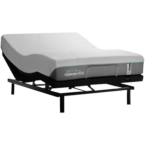 Tempur-Pedic® TEMPUR-Adapt Medium Hybrid Cal King 11