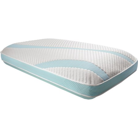 Queen TEMPUR-Adapt Pro-Hi + Cooling Pillow