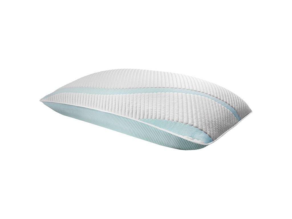 Tempur-Pedic® TEMPUR-Adapt Pro-MidKing TEMPUR-Adapt® Pro-Med + Cooling Pillow