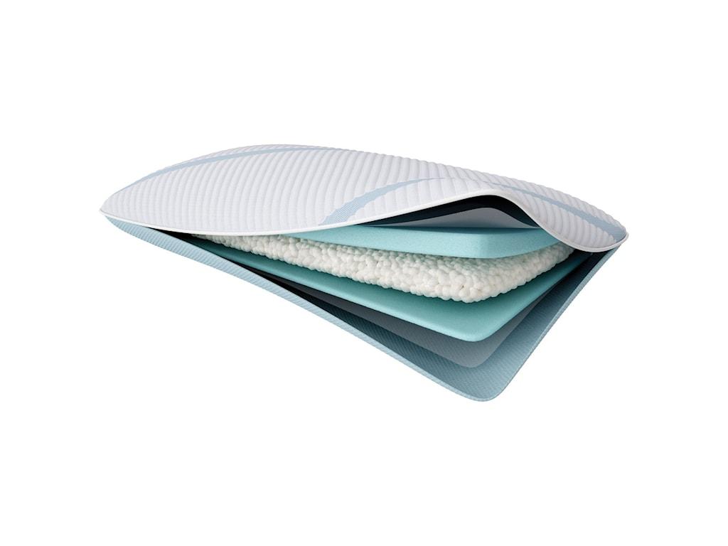 Tempur-Pedic® TEMPUR-Adapt Pro-MidQueen TEMPUR-Adapt Pro-Med + Cooling Pillow