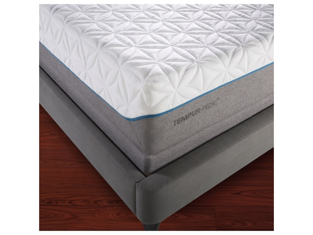 Tempur-Pedic® TEMPUR-Cloud EliteKing Extra-Soft Mattress Set